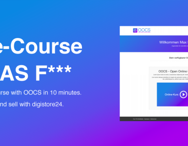 oocs online course system